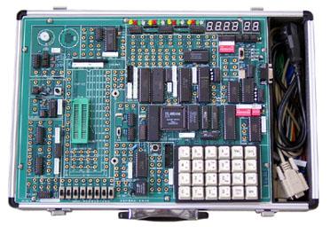 启东总厂    DICE-8086KA型微机原理接口亚博亚博官网仪