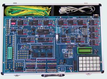 启东总厂   DICE-CP226超强型计算机组成原理亚博亚博官网仪