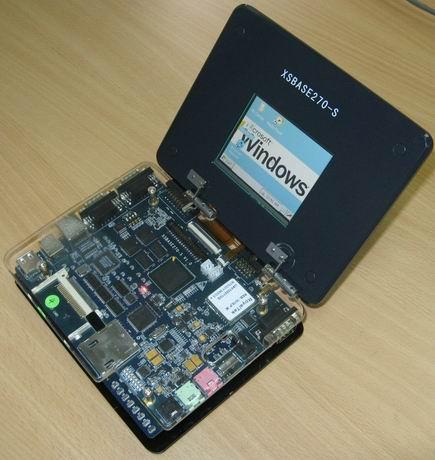 亿道电子 XSBase270-S 便携式嵌入式应用(导航)开发平台
