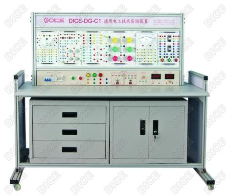 启东总厂  DICE-DG-C1 通用电工技术亚博体育官网网址装置(普及型)