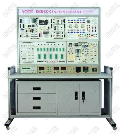 启东总厂  DICE-DD-C4电工·电子技术·微机原理·PLC综合亚博体育官网网址装置