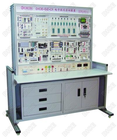启东总厂  DICE-DZ-C2 电子技术·单片机·EDA综合亚博体育官网网址装置