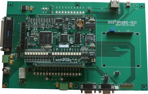 3×3键盘;  支持遥控器输入;  128×64点阵lcd接口;  10路led指示灯