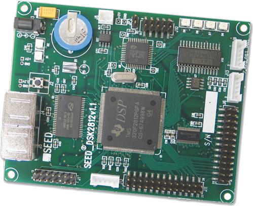 DSPballbetapp系统  SEED-DSK2812