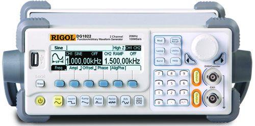 DG1000 系列函数/任意波形发生器