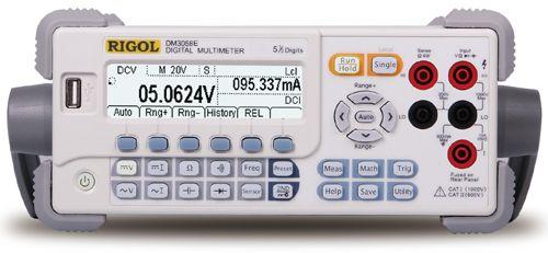 DM3058E 数字万用表